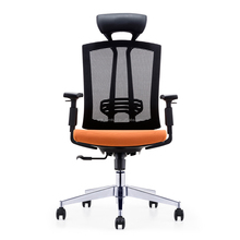 Elegant Modern Mesh Hanging Heated Office Massager Office Executive Chair
