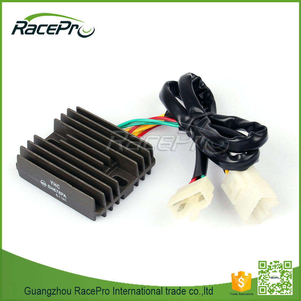 Custom Voltage Regulator Rectifier for Motorcycle Honda CBR600 F4i 2001-2006