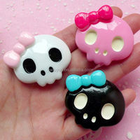 New coming OEM quality skull resin craft in many style