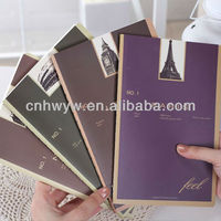 Classic Office Promotion Soft Cover Notebook