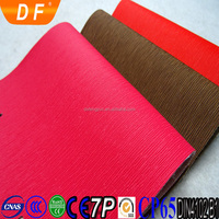 waterproof leather for bag and luggage