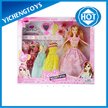11.5 inch barbie dress up games cheap plastic dolls