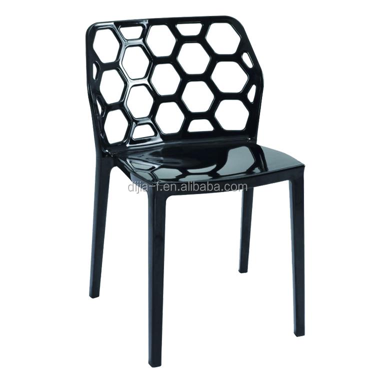 Muebles para el hogar silla de comedor de pl stico for Sillas para el hogar