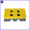 unitary type polyurethane track shoe for caterpillarmillings