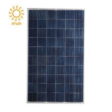 China supplier solar energy custom shaped 270w poly solar panel price