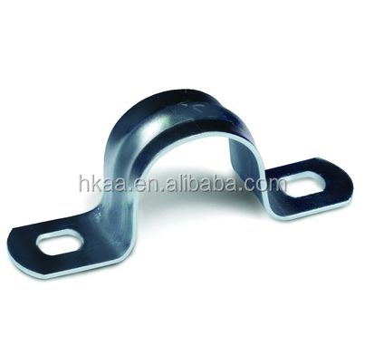 Heavy Duty Saddle Clamp, metal cable clip, metal wire clips