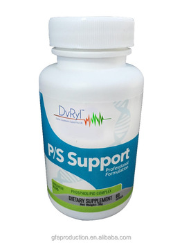 PS Support Phosphatidylserine Promotes Good Moods and a Healthy Memory