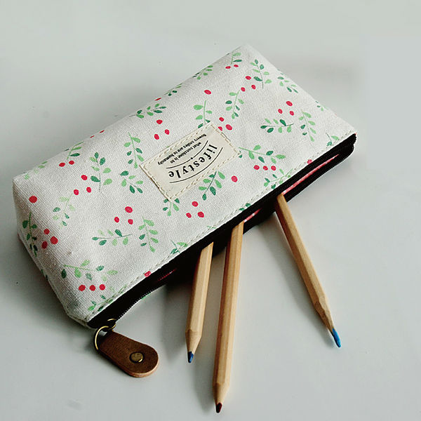 LANGUO new design bear pencil case, pencil bag stationery 2013