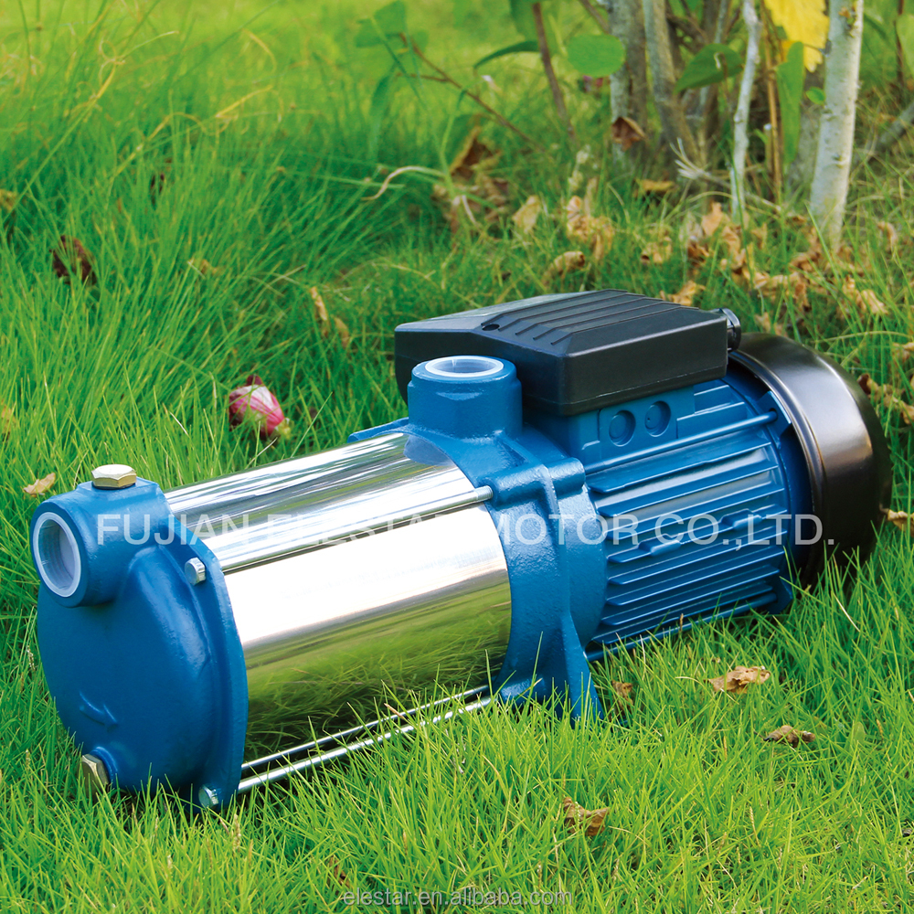 New Design Horizontal Multistage stage Centrifugal Water Pumps Stainless (MH)
