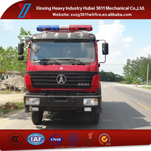 Wholesale High Quality Emergency Rescue 10000L High Quality stainless steel water tank truck