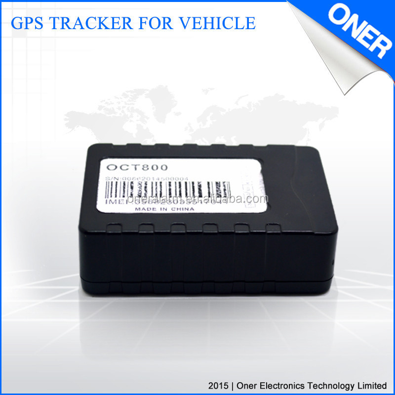 Car gps tracker small gps car trackers, free APP tracking tracker with black shell easy hide install