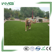 Natural looking landsacping synthetic turf artificial dog grass