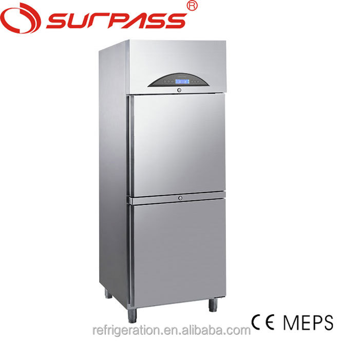 G620LF Surpass Commercial Stainless Steel Upright Fridge