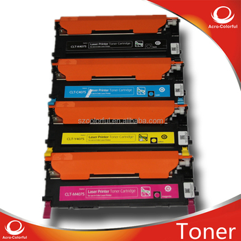 Laser TONER CARTRIDGE for Samsung CLP-320/321/325/326/3185/3186