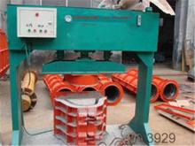 concrete pole plastic mould for concrete paver machine