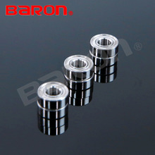High precision ball bearing 3x8x4 miniature ball bearing 693zz 2rs