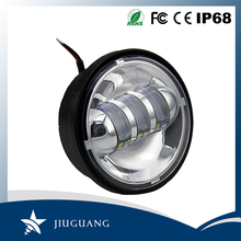 Environmental 5.75 inch 30w led mini moving ring spot headlight for jeep suv motocycle