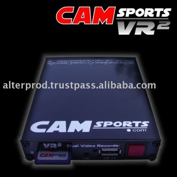 VIDEO RECORDER - HD / PIP / 3D - 2 CHANNEL H.264 MOBILE DVR