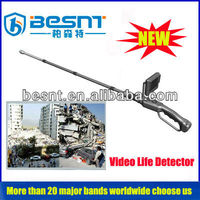 BESNT wireless portable cctv camera Widely Used in Earthquake, Video Life Detector security system with 4 inch LCD BS-M600