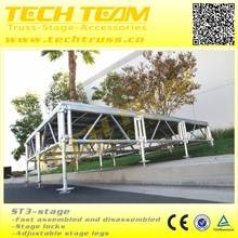 Event Stage, Stage Podium, Aluminum Outdoor Concert Stage For Sale