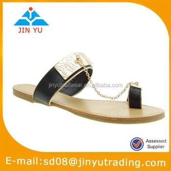 fashionable lady sandal 2014