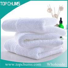 Soft soild color 100% cotton hotel spa body towel