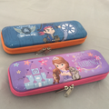 Popular High Quality Metal Tin Pencil Case With Zipper For Wholesale