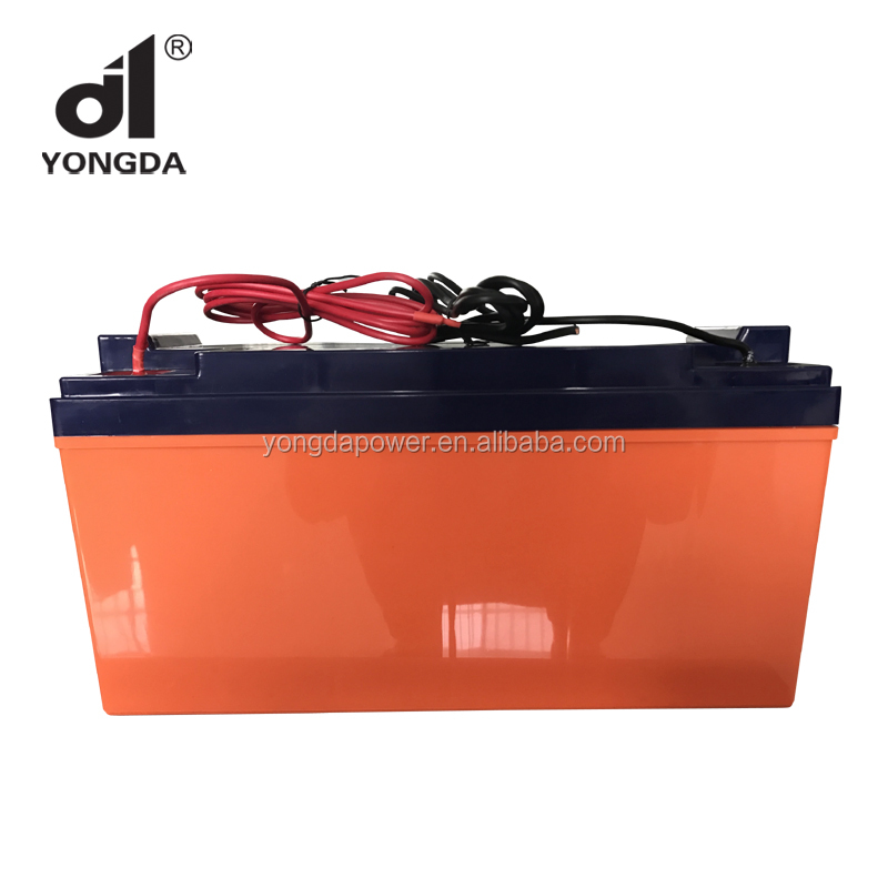 Deep cycle gel solar home system battery solar 12v 240 ah 250ah 400ah