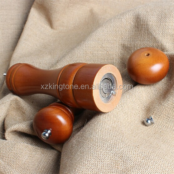 spice salt pepper grinder dry garlic mill dry spice glass grinder