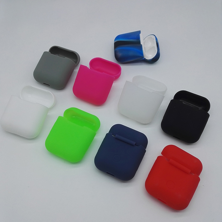 Wireless Bluetooth Headset Case Silicone Case for iphone 7 <strong>cell</strong> <strong>phone</strong>
