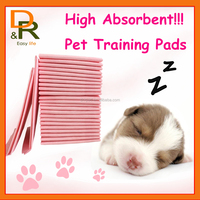 High absorbent pet training pad puppy pad pee pad for dogs with best price