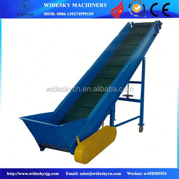 Belt Conveyor For Container Loading Grain and Corn
