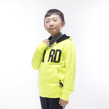 wholesale child autumn zipper sweatshirt hoodies