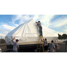 VCI machine,plane ,car ,building, boat Shrink Film Roll / protective film for boat cover
