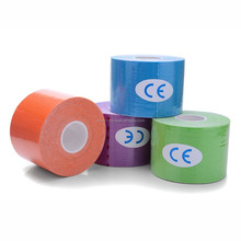 Breathable Cotton Kinesiology Tape, Tex tape ,latex free