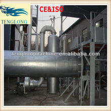 Great Waste rubber recycle to fuel oil machine pyrolysis plant with multiple safety device