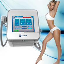 Frozen feeling!! professional 808nm diode laser hair removal machine with saphire handle
