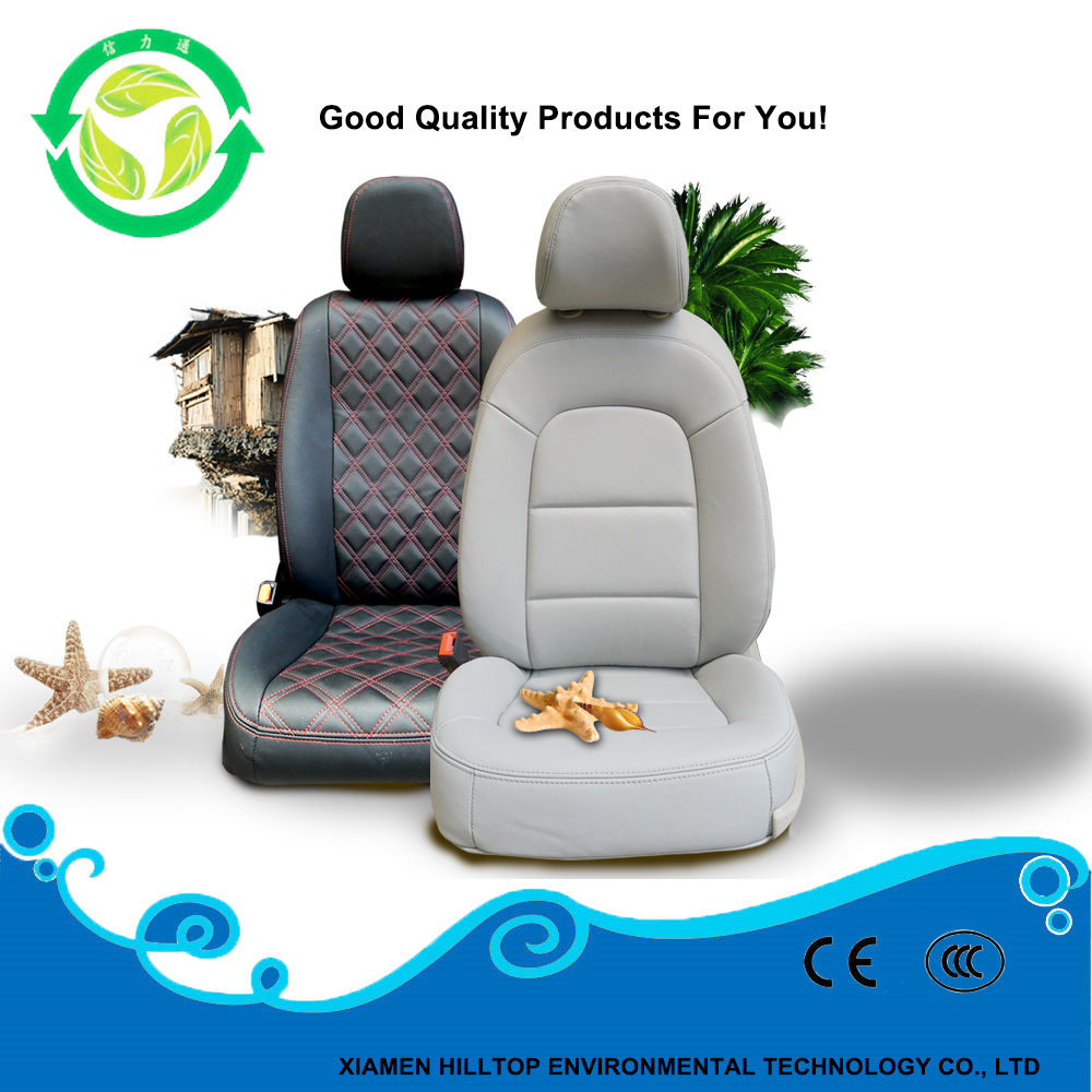 Factory price luxury bus leather driver seat with air suspension