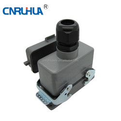 Newest hot sell m16 male andfemale assembly connector
