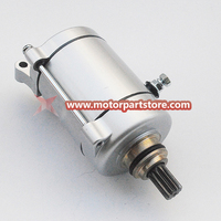 11teeth starter motor for watercooled 200cc-250cc
