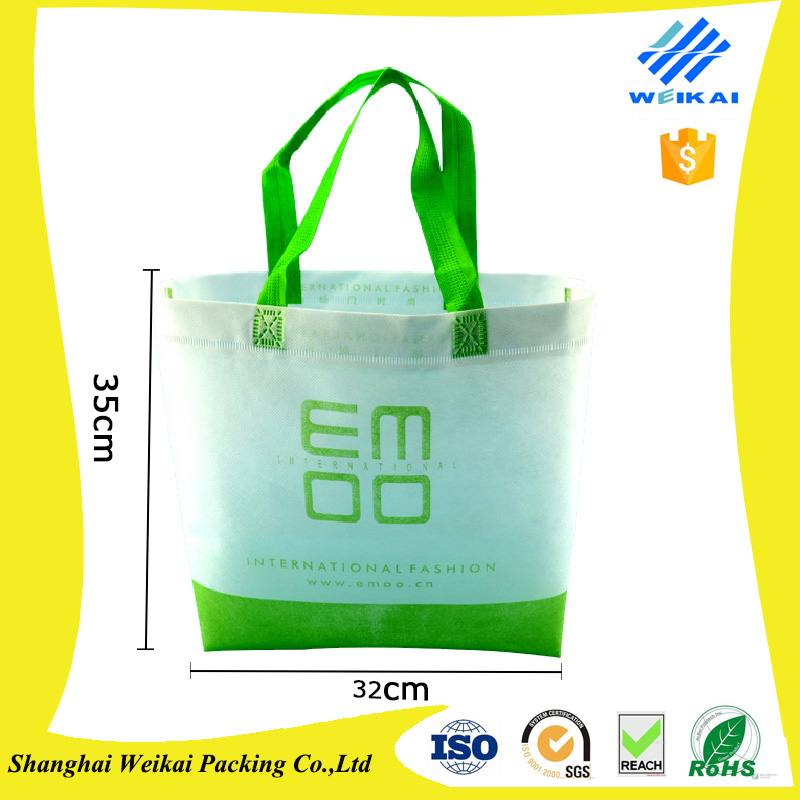 Recycled Shopping Woven Polypropylene Bags Wholesale