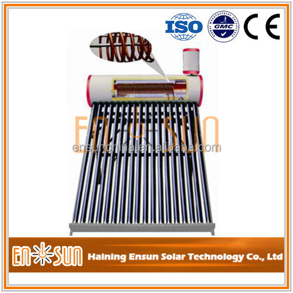 China supplies hotsale solar thermal heating system