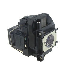 Replacement Projector OEM Lamp Bulb with Housing for EB-S02 / EB-S11 / EB-S12 / EB-SXW11 / EB-SXW12 / EB-W02