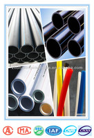 Types of plastic water pipe drainage pipe hot sale