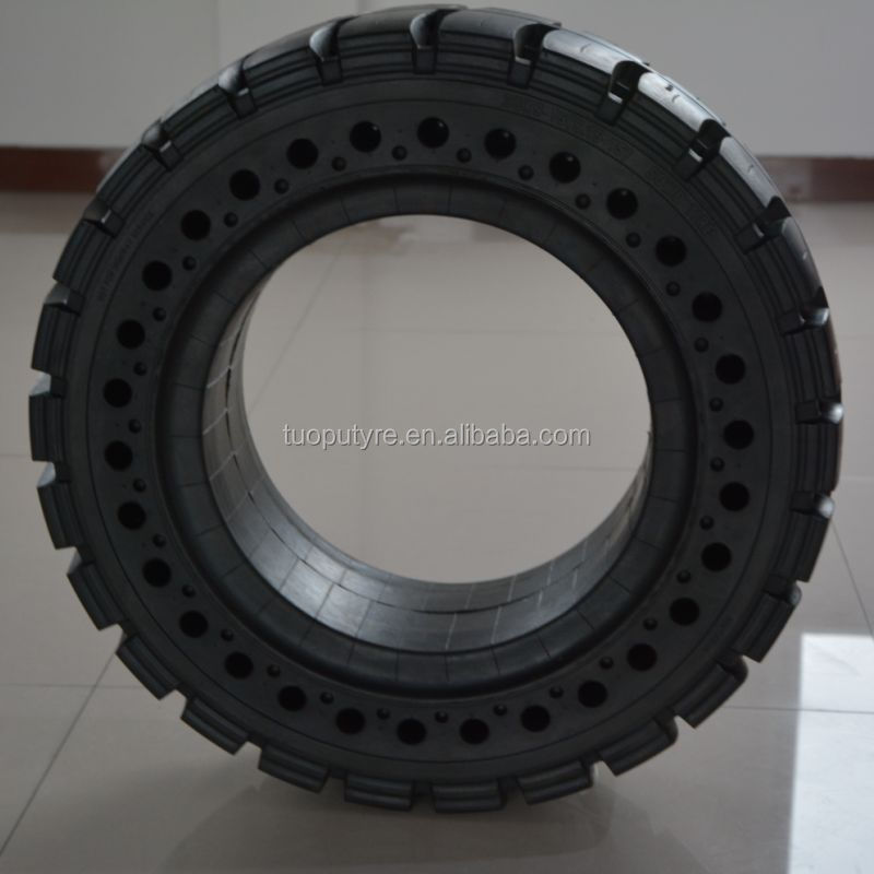 Construction Truck Forklift Pneumatic Solid Tire 28x9-15