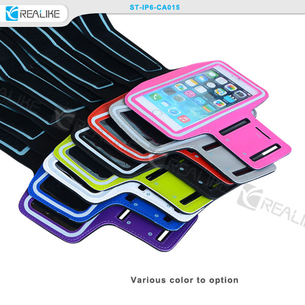 Wholesale price lite slim armband for ipod nano 6