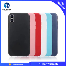 Truelux Smart Phone Case for iPhoneX, TPU Cases Cover for iPhone X