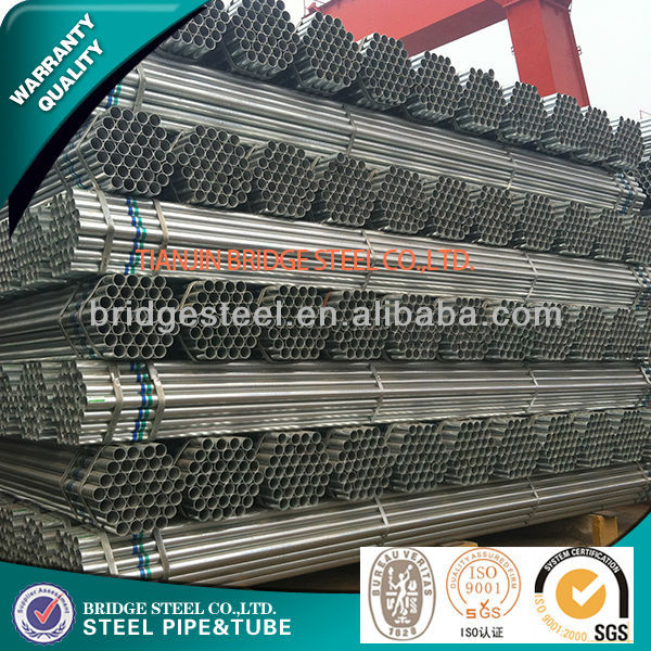 galvanized pipe for corral fence panels