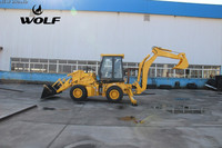 wz30-25 towable small new backhoe price cheap mini backhoe loader for sale