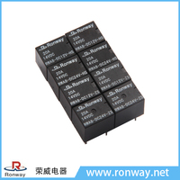 Ronway factory popular product normal open 12V mini auto relay T78